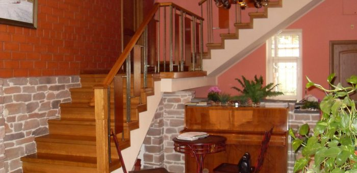 Лестницы 05