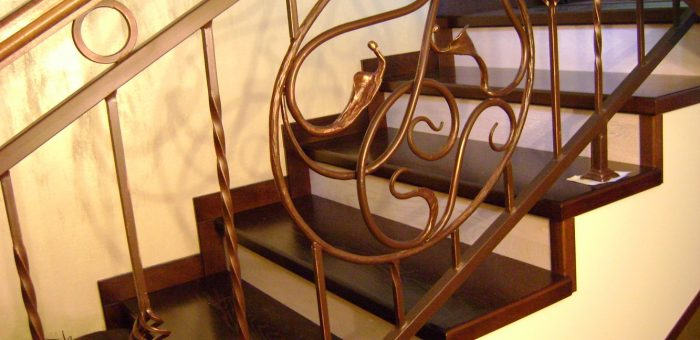 Лестницы 07