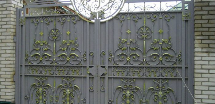 Ворота 02
